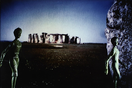 Laurie Simmons, Tourism Green Stonehenge